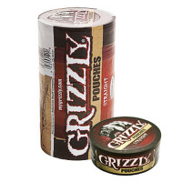 GRIZZLY POUCH STRAIGHT
