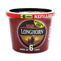 LONG HORN LC STRAIGHT - 7.2oz