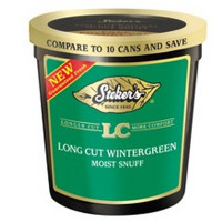 STOKERS LC WINTERGREEN - 12oz