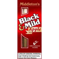 BLACK & MILD APPLE