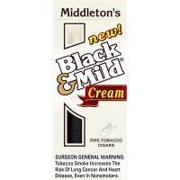 BLACK & MILD CREAM