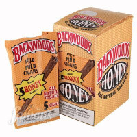 BACKWOODS HONEY