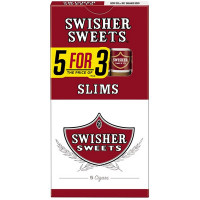 SWISHER SLIMS 5 FOR 3