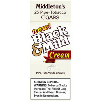 BLACK & MILD CREAM - UPRIGHT