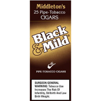 BLACK & MILD ORIGINAL - UPRIGHT