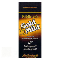 MIDD GOLD & MILD BOX
