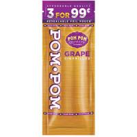 POM POM CIG FP GRAPE  3/.99