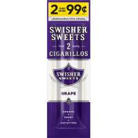 SWISHER CIG FP GRAPE 2/.99