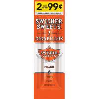 SWISHER CIG FP PEACH 2/.99