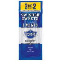 SWISHER MINI CIG BLUE 3/2