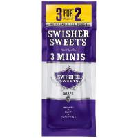 SWISHER MINI CIG GRAPE 3/2