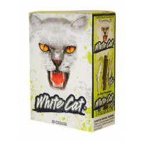 WHITE CAT CIG FOIL WHT GRAPE