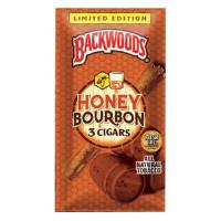 BACKWOODS HONEY BOURBON 3PK