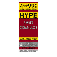 HYPE CIGARILLOS SWEET FOIL