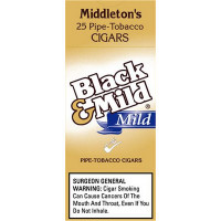 BLACK & MILD MILD (tan) - UPRIGHT