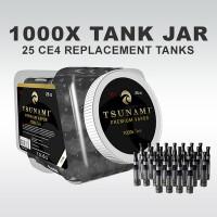 TSUNAMI 1000X TANK JAR