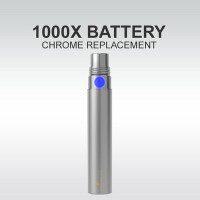 TSUNAMI 1000X BATTERY CHROME