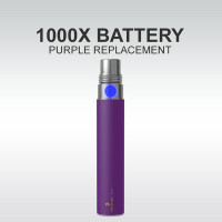 TSUNAMI 1000X BATTERY PURPLE