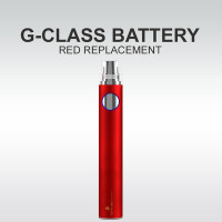 TSUNAMI G CLASS BATTERY RED