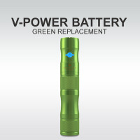 TSUNAMI V POWER GREEN BATTERY