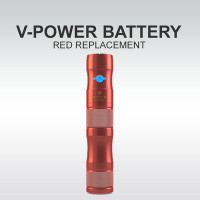 TSUNAMI V POWER RED BATTERY