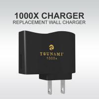 TSUNAMI 1000X WALL CHARGER/ADAPTER