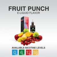 TSUNAMI E-LIQUID FRT PUNCH 1.2mg