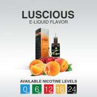 TSUNAMI E-LIQUID LUSCIOUS 0mg