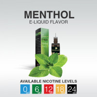 TSUNAMI E-LIQUID MENTHOL 1.2mg