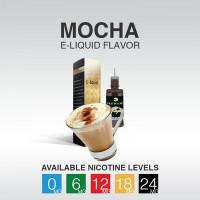 TSUNAMI E-LIQUID MOCHA 18mg