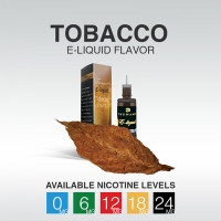 TSUNAMI E-LIQUID TOBACCO 1.2mg