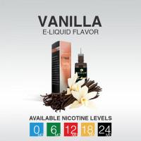 TSUNAMI E-LIQUID VANILLA 0mg