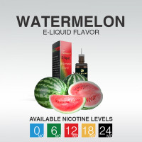 TSUNAMI E-LIQUID WATERMELON 18mg