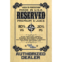 RESERVED SINFULLY DELICIOUS 3mg 60ml