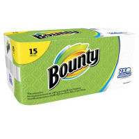 PAPER TOWELS - BOUNTY