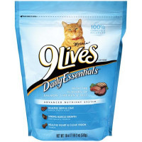 9 LIVES 18oz BAG DAILY ESSENTIALS