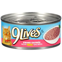 9 LIVES CAN SALMON SUPREME