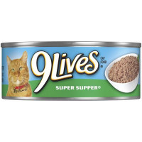 9 LIVES CAN SUPER SUPPER
