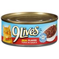 9 LIVES CAN TUNA