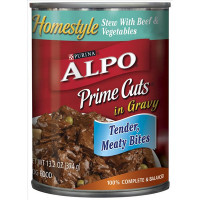 ALPO CAN BEEF STEW & VEGETABLE