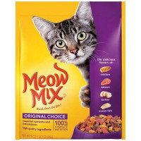 MEOW MIX BAG 18oz