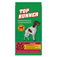 TOP RUNNER CHUNK BAG(RED)