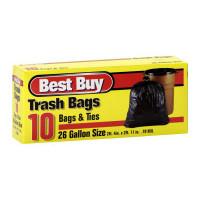 TRASH BAGS - BEST BUY 26 GALLON