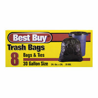 TRASH BAGS - BEST BUY 30 GALLON