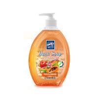 LUCKY LIQUID SOAP PAPAYA & MANGO