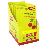 CARMEX STICK STRAWBERRY CARD