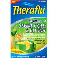 THERAFLU NIGHTTIME GREEN