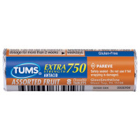 TUMS EXTRA ASSORTED FRUIT