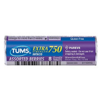 TUMS EXTRA BERRIES