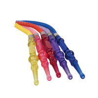 DEEZER DISPOSABLE HOSE  ASSORTED COLORS